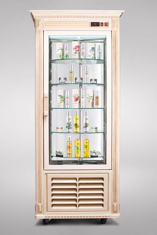 Натуральна косметика Vigor з холодильника
